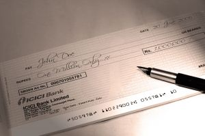 Cheque- A useful tool