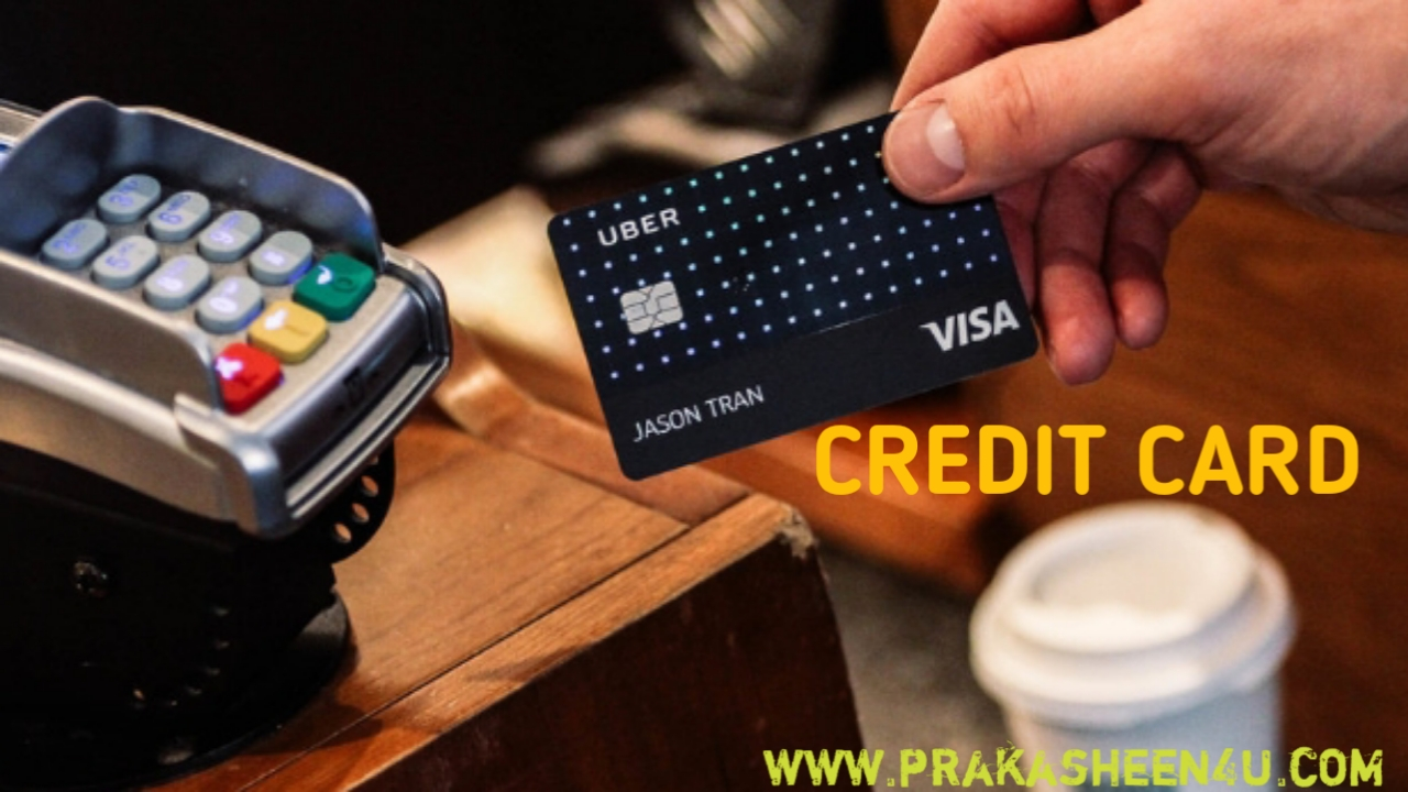 Credit card- Efficient cashless tool